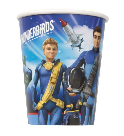 Thunderbirds Cups